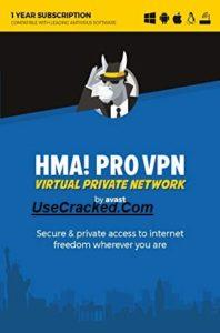 HMA Pro VPN Crack