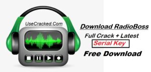 RadioBOSS Crack