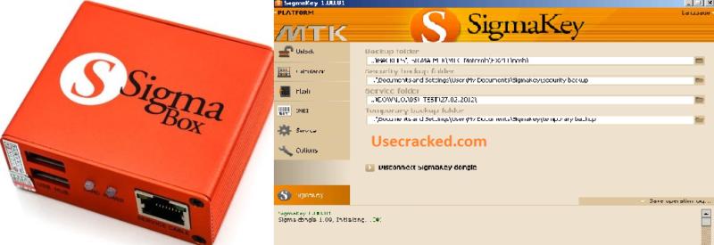 SigmaKey Box Activation Code