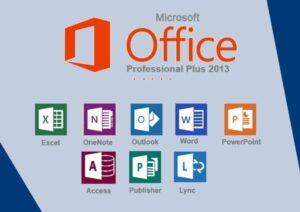 Microsoft Office 2013 Crack Full Product keys